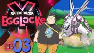 Gambar cover OF COURSE... MORE LEGENDARIES...   Pokemon Y Randomizer Egglocke Part 3