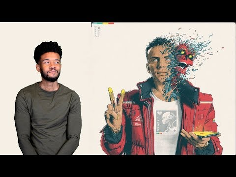 Logic - CONFESSIONS OF A DANGEROUS MIND First REACTION/REVIEW - Shawn Cee