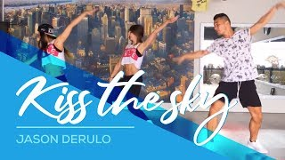 Kiss the sky - Jason Derulo - Easy Fitness Dance Choreography