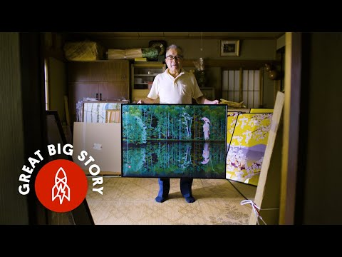 """Tatsuo Horiuchi, the Artist Who """"Paints"""" in Microsoft Excel"""