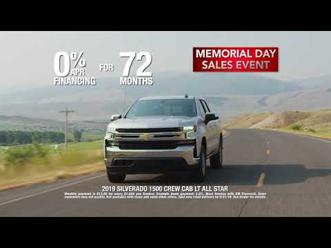 Tom Bell Auto – Memorial Day
