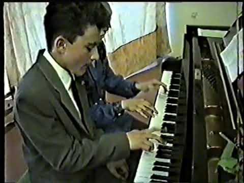 Play piano|Фортепианный дуэт Oles Seredickiy e Vladlena Aptukova|Original Reg duet|Duetto pianoforte