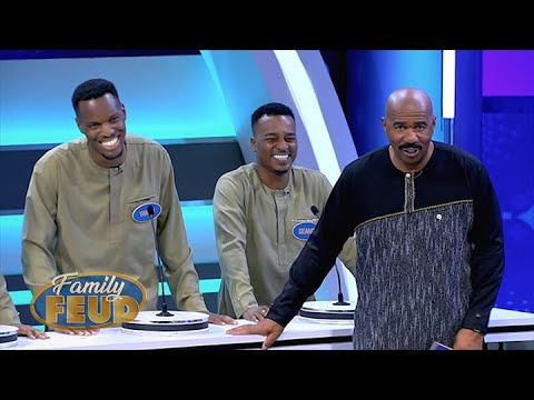 Important qualities for FUTURE HUSBANDS!! | Family Feud South Africa
