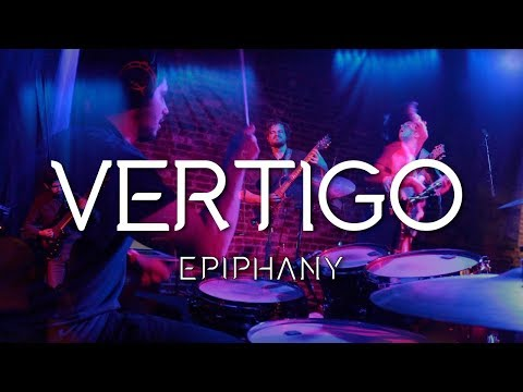"""Here is a music video for my band Epiphany's song """"Veritgo"""" off of our debut EP. The video includes live footage from our EP release show."""