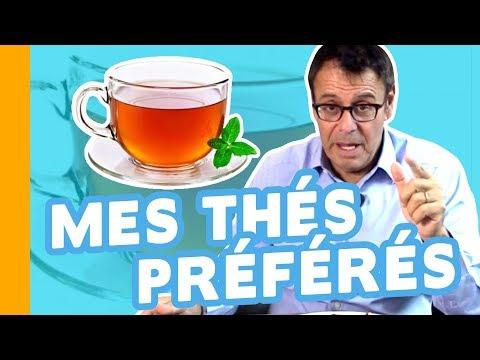 Linfluence du thé noir sur la puissance