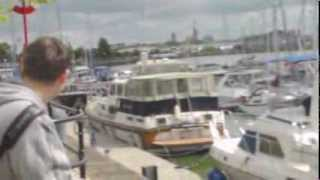 preview picture of video 'PRESTON MARINA - A DAY OUT WITH MY SON'