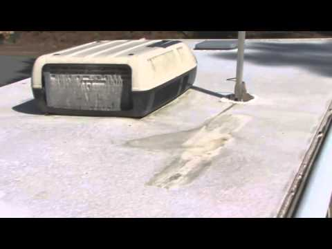 Dicor Epdm Roof Coating System The 1 Rv Video Education