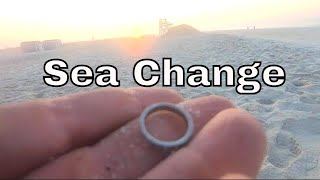 Sea Change At The Beach: Metal Detecting NYC