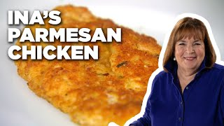 How to Make Ina's Parmesan Chicken   Food Network