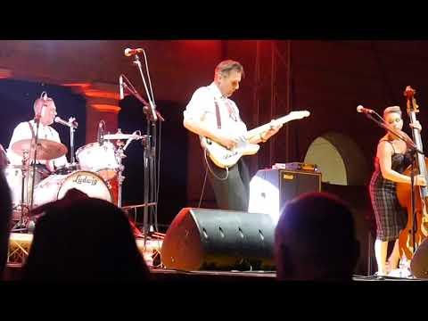 Ramsgate Rockabillys - Rockin Man Live Performance