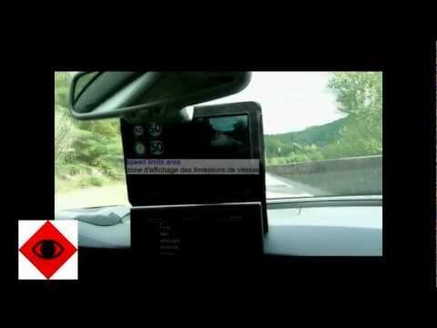 Video of Road Signs Eye