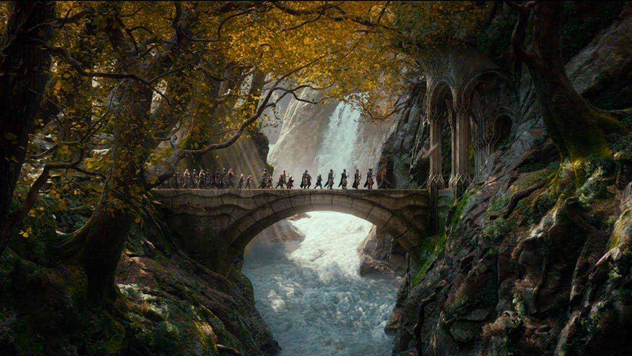 Video trailer för The Hobbit: The Desolation of Smaug - Official Main Trailer [HD]