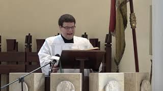 Katolikus szentmise / TV Szentendre / 2020.05.17.