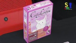 CAT LADY - Kurzerklärung bei Bad Nauheim Spielt! (Spiel doch mal...!)