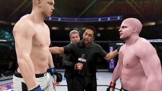 UFC 2 БОЙ Федор Емельяненко vs Стефан Стрюве (com.vs com.)