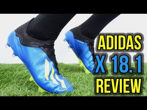 BALE, SUAREZ & BENZEMA NEW FOOTBALL BOOTS! – ADIDAS X 18.1 REVIEW + ON FEET