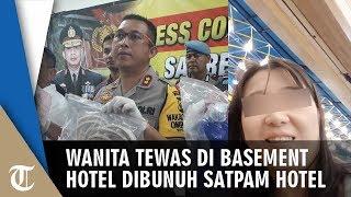 Wanita Tewas di Basement Hotel Ternyata Dibunuh Satpam, Pelaku Kirim Pesan ke Istri Lalu Bakar Diri
