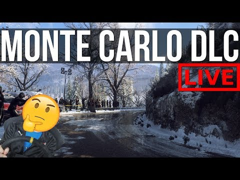 Dirt Rally 2.0 - Trying Out The New Monte Carlo DLC | Just A Re-skin?