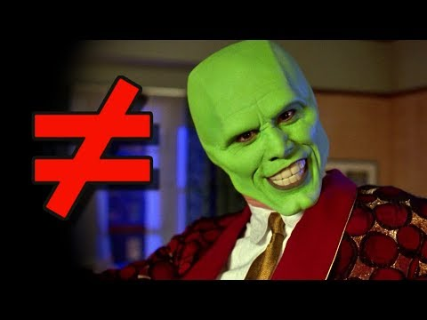 The Mask - What's the Difference?