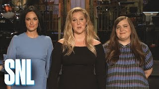 Amy Schumer Is Ready to Host the Best SNL Yet - Video Youtube