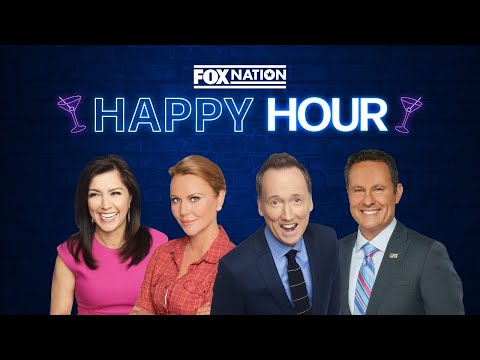 Live: Fox Nation Happy Hour