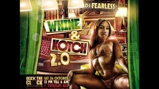 DJ FearLess – Whine & Kotch 2.0 DanceHall Mixtape