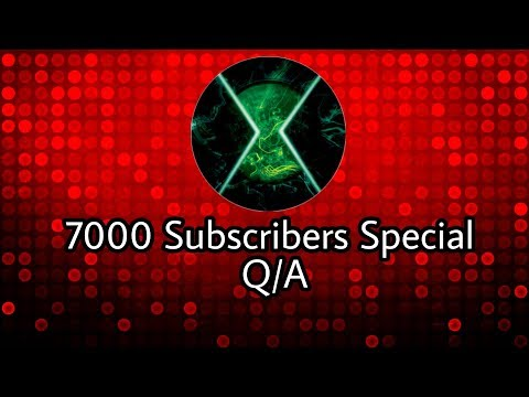 7000 subscribers Special Q/A MSD all in one