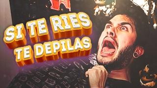 DEPILACIÓN ANAL | #SiTeRíesPierdes - dooclip.me