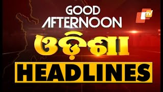 2 PM Headlines 8 April 2020 OdishaTV