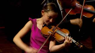 Alma Deutscher, Violin concerto in G minor (2017)