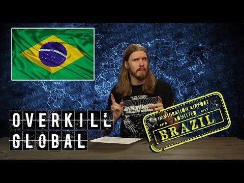 Brazilian Death Metal | Overkill Global Album Reviews
