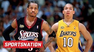 Allen Iverson's stepover & the most disrespectful NBA plays of all time | SportsNation