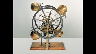 Вечный двигатель был построен в 1760г  до сих пор работает Об этом запрещено говорить