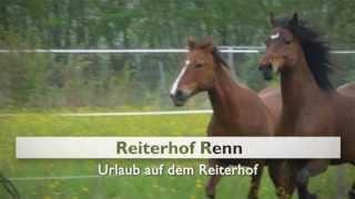 preview picture of video 'Reiten in Rheinland Pfalz Ferienwohnung Limburg an der Lahn Reiterhof Renn'