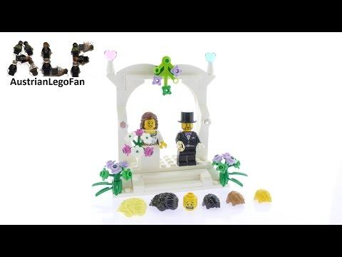Vidéo LEGO Saisonnier 40165 : Petit cadeau de mariage