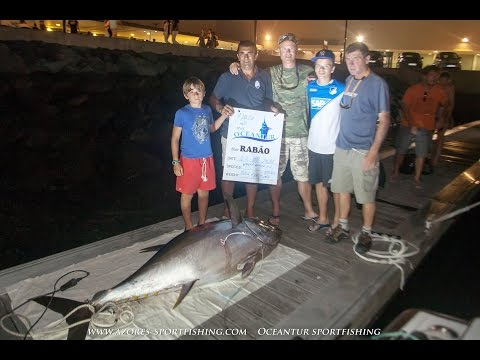 Big Tuna & White Marlin ,Oceantur - Azores