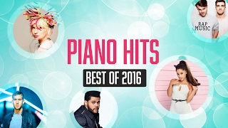 Piano Hits Lullaby Playlist 2016 (3hrs of Relaxing Billboard Songs) Lullaby for babies sleeping