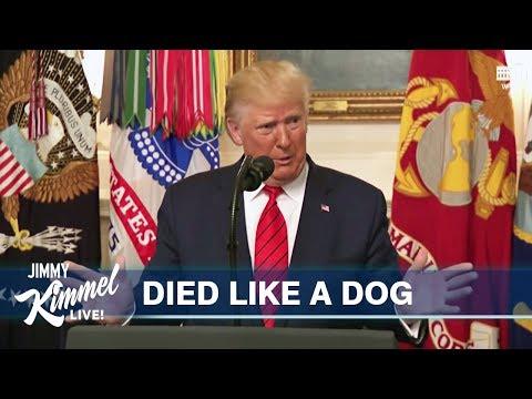 Srovnání Obamova a Trumpova projevu