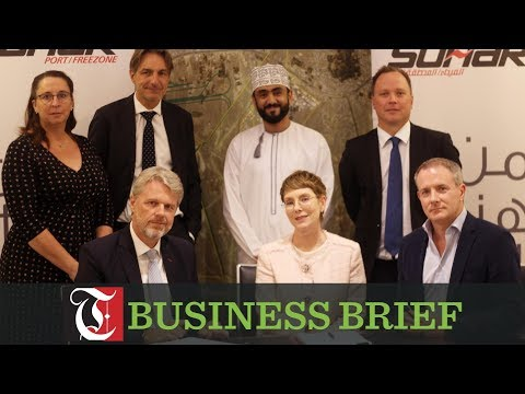Sohar Freezone inks with RFX Industrial Parks