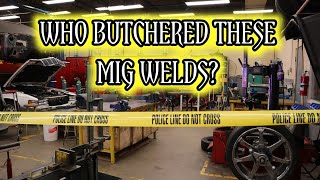 Way of the Wrench: How to diagnose your MIG welds