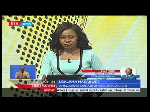 Mbiu ya KTN Taarifa Kamili na Mashirima Kapombe - Februari 27,2017 (Sehemu 2)
