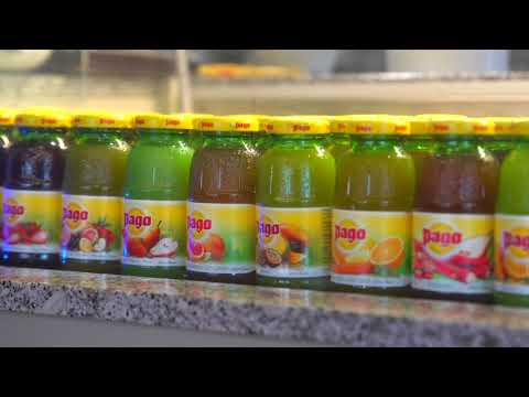 Pago Premium Fruit Juice Testimonial Video