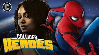 "'Spider-Man: Far From Home' Meaning; Simone ""Misty Knight"" Missick Interview - Heroes"
