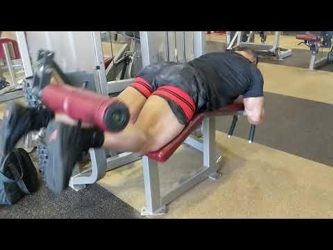Alternating BFR: Hamstring Curl & Leg Extension