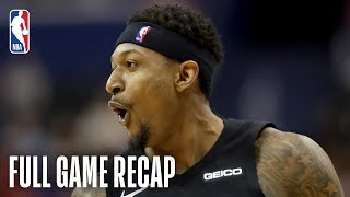 GRIZZLIES vs WIZARDS | Bradley Beal Puts Up 40 For Second Straight Game | March 16, 2019