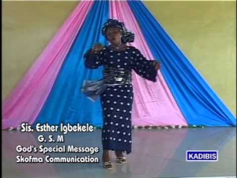 Esther Igbekele - God's Special Message (Official Video)