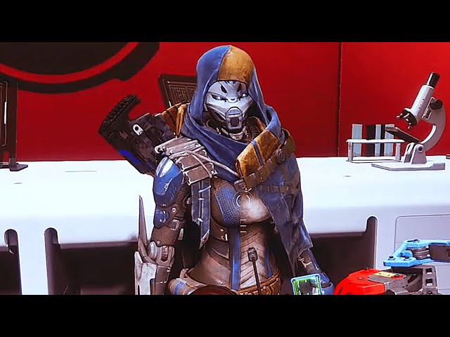 Destiny 2 And The Mystery Behind Elizabeth Bray There was not much said about ana in destiny besides that she was a hunter gunslinger who fought at the battle of twilight gap. mystery behind elizabeth bray