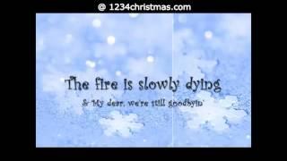 Let it Snow Christmas Carol
