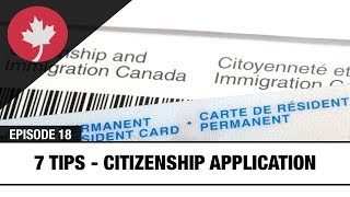 How to well prepare a Citizenship application?