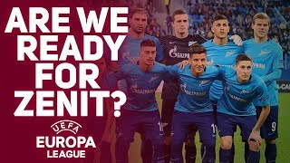 ARE CELTIC READY FOR ZENIT?!?